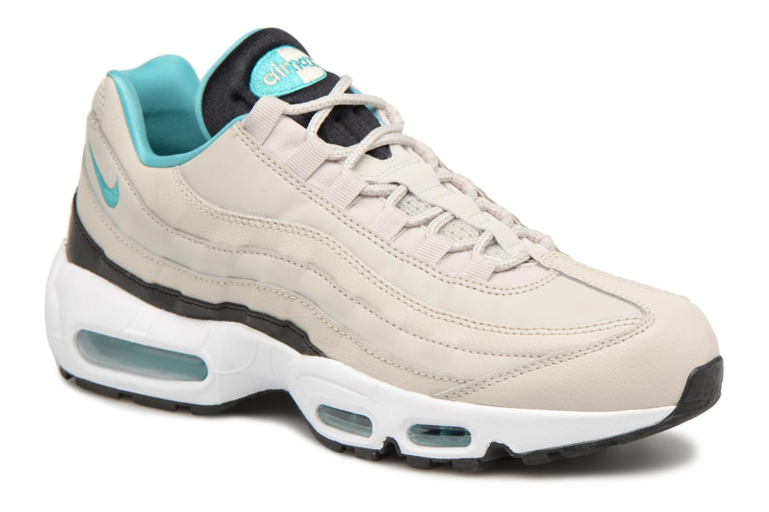 Trainers Nike Nike Air Max 95 Essential Grey detailed view/ Pair view