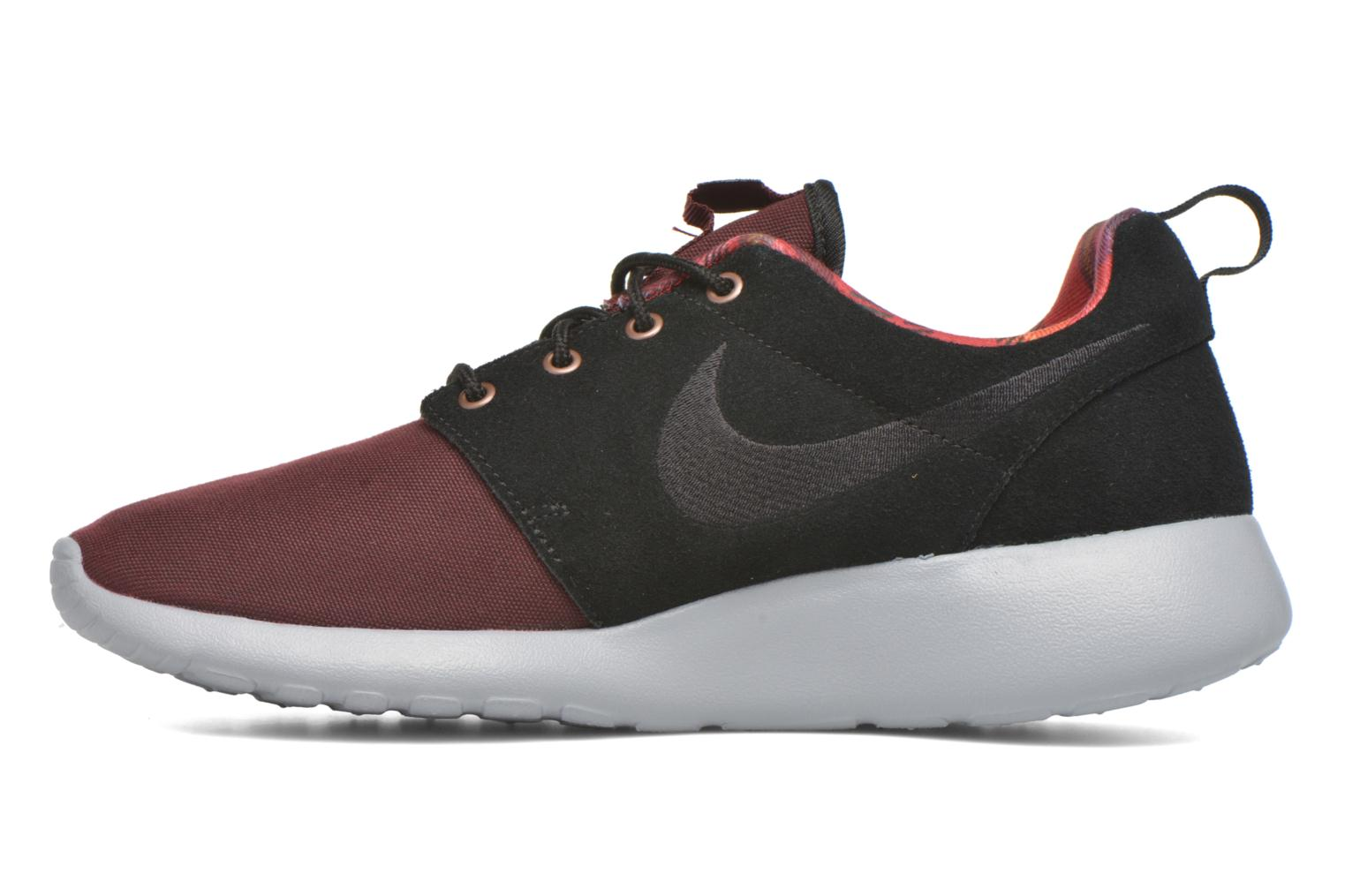 Baskets Nike Nike Roshe One Premium Bordeaux vue face