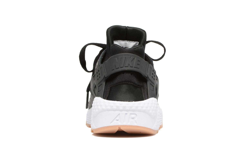 Sneaker Nike W Air Huarache Run Se schwarz ansicht von rechts