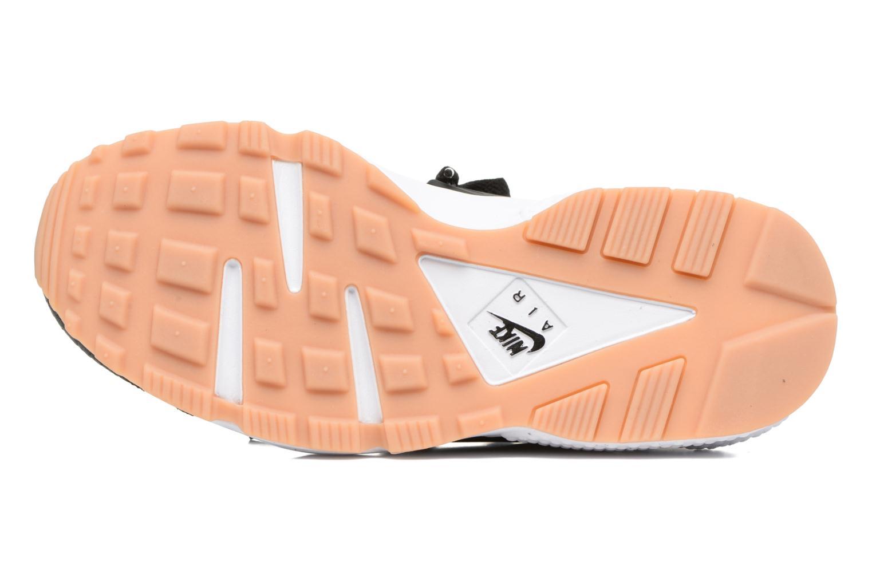 Sneaker Nike W Air Huarache Run Se schwarz ansicht von oben