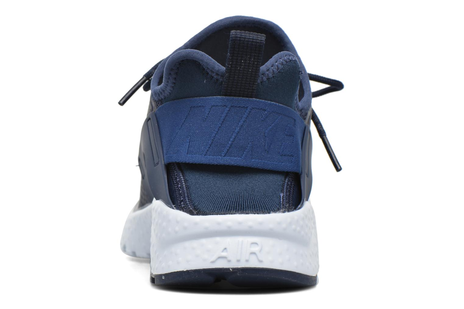 Baskets Nike W Air Huarache Run Ultra Prm Bleu vue droite