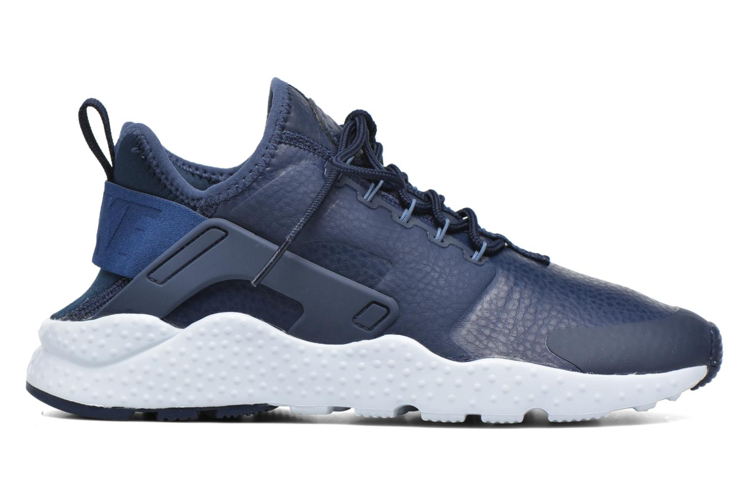 Baskets Nike W Air Huarache Run Ultra Prm Bleu vue derrière