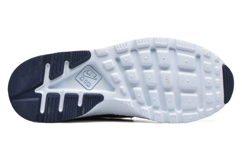 Baskets Nike W Air Huarache Run Ultra Prm Bleu vue haut