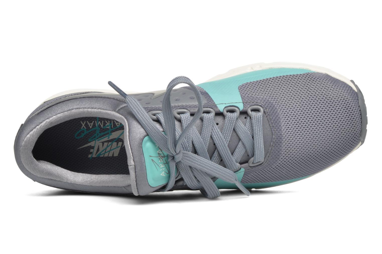 Deportivas Nike W Air Max Zero Gris vista lateral izquierda