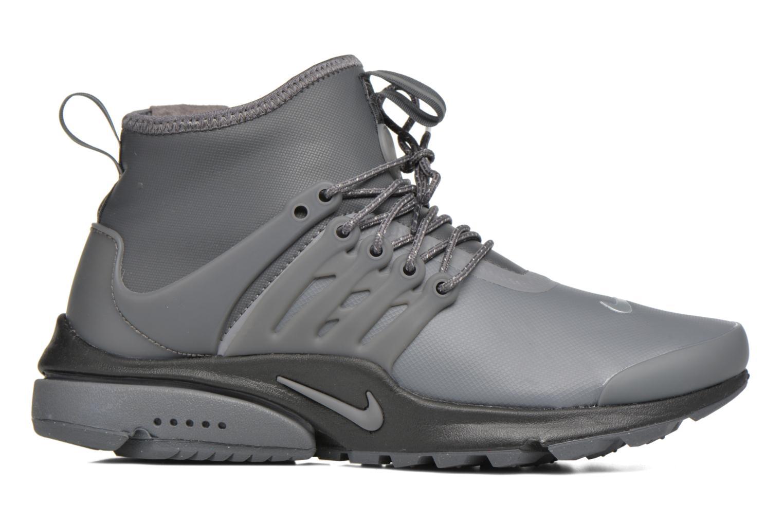 Sneaker Nike W Air Presto Mid Utility grau ansicht von hinten