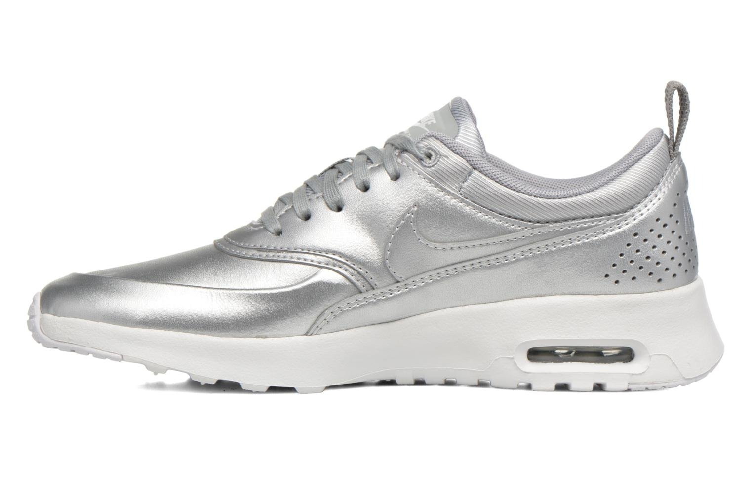 Sneakers Nike W Nike Air Max Thea Se Argento immagine frontale
