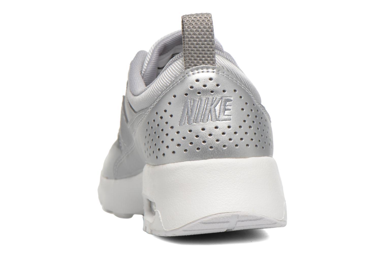 Sneaker Nike W Nike Air Max Thea Se silber ansicht von rechts