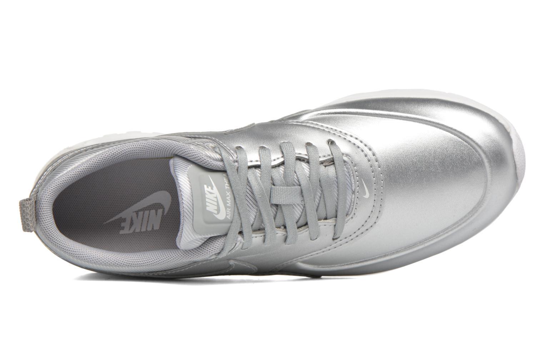 Sneaker Nike W Nike Air Max Thea Se silber ansicht von links