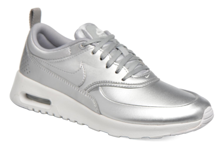 Grandes descuentos últimos zapatos Nike W Nike Air Max Thea Se (Plateado) - Deportivas Descuento
