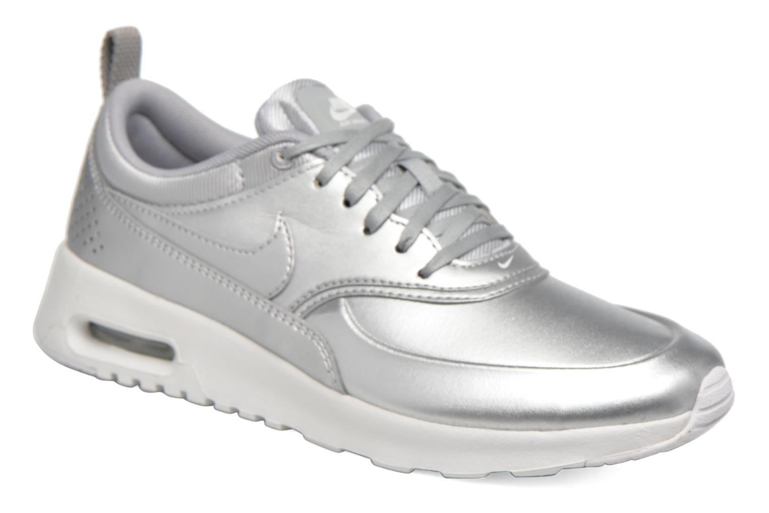 Sneakers Nike W Nike Air Max Thea Se Zilver detail