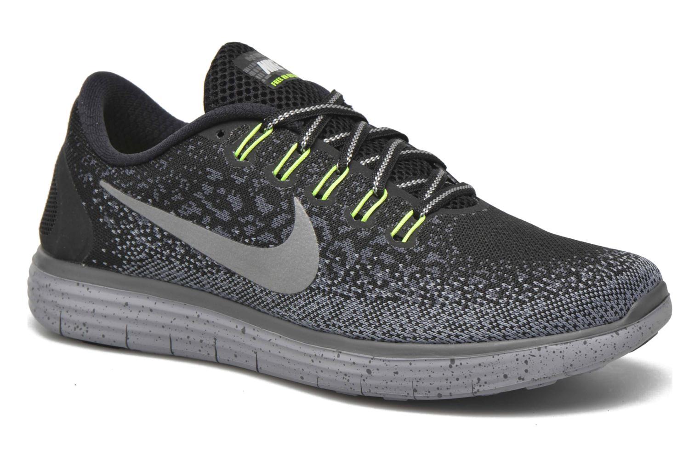Chaussures de sport Nike W Nike Free Rn Distance Shield Multicolore vue détail/paire