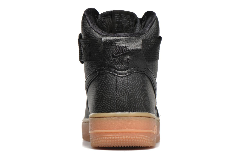 Baskets Nike Wmns Air Force 1 Hi Se Multicolore vue droite