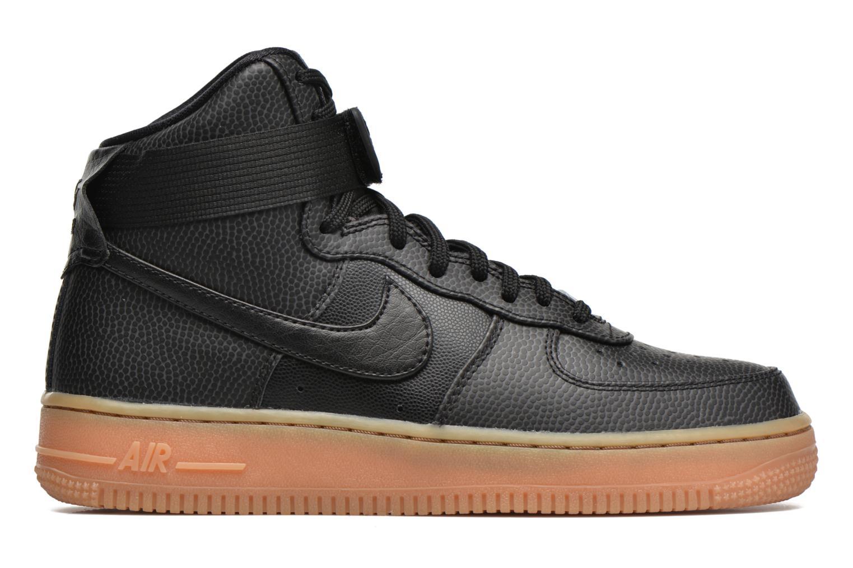 Baskets Nike Wmns Air Force 1 Hi Se Multicolore vue derrière