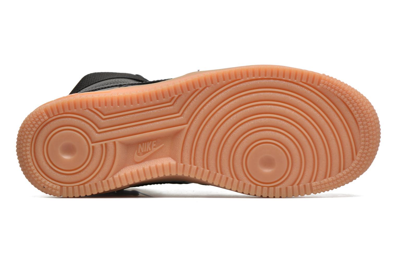 Baskets Nike Wmns Air Force 1 Hi Se Multicolore vue haut