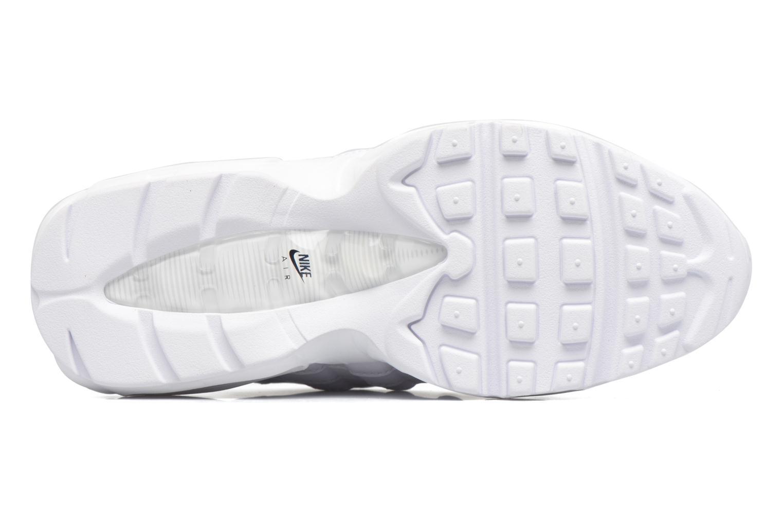 Baskets Nike Wmns Air Max 95 Blanc vue haut