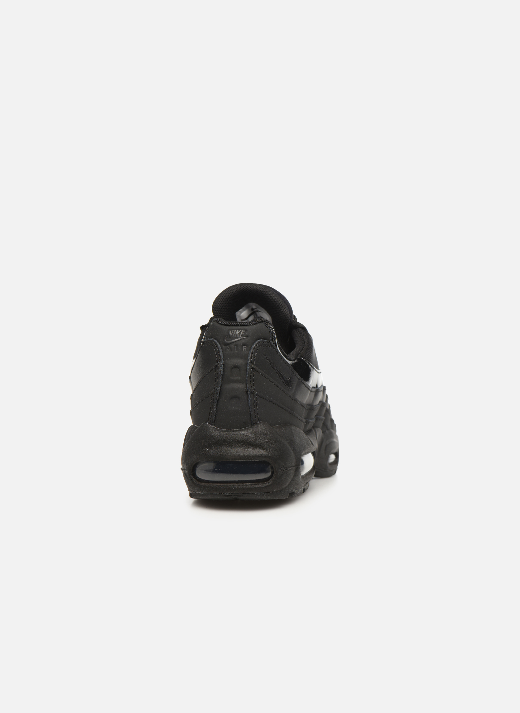 Trainers Nike Wmns Air Max 95 Black view from the right