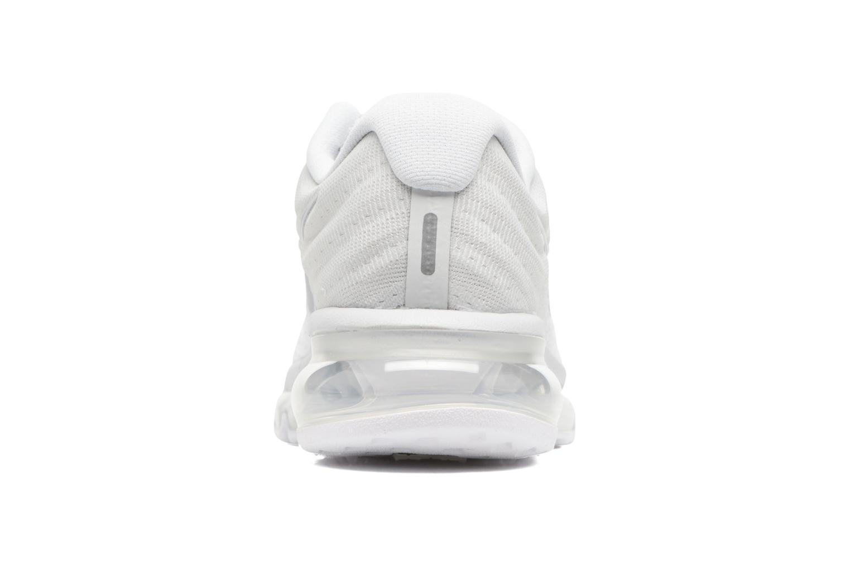 Chaussures de sport Nike Wmns Nike Air Max 2017 Gris vue droite