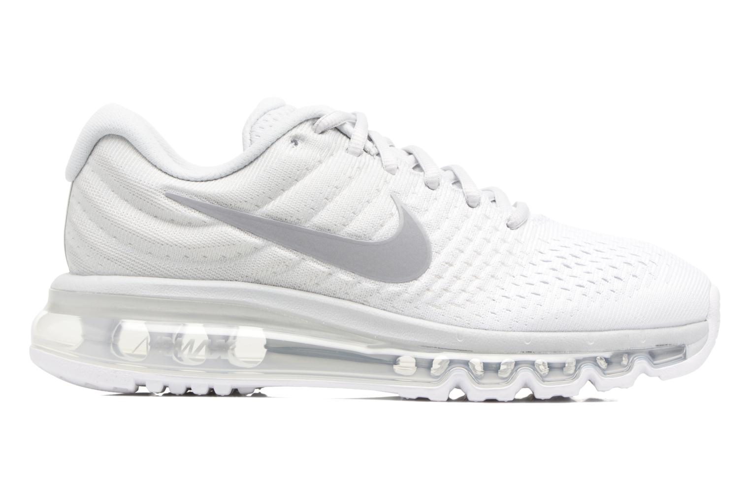 Sport shoes Nike Wmns Nike Air Max 2017 Grey back view