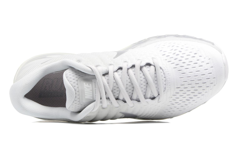 Wmns Nike Air Max 2017 PURE PLATINUM/WOLF GREY-WHITE-OFF WHITE