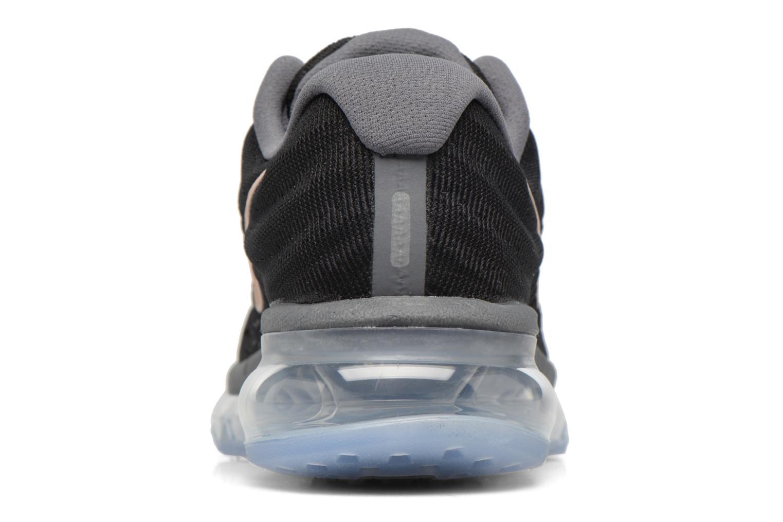 Sportschuhe Nike Wmns Nike Air Max 2017 schwarz ansicht von rechts