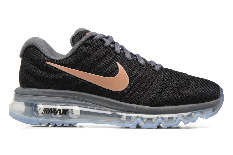 Zapatillas de deporte Nike Wmns Nike Air Max 2017 Negro vistra trasera
