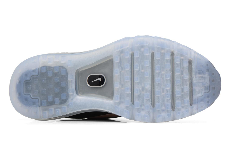 Sportschuhe Nike Wmns Nike Air Max 2017 schwarz ansicht von oben