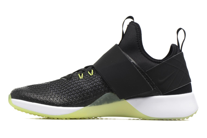 Chaussures de sport Nike Wmns Nike Air Zoom Strong Noir vue face