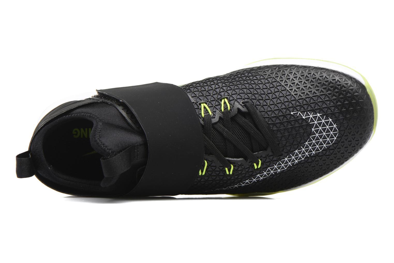 Chaussures de sport Nike Wmns Nike Air Zoom Strong Noir vue gauche