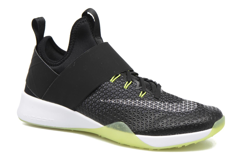 Chaussures de sport Nike Wmns Nike Air Zoom Strong Noir vue détail/paire
