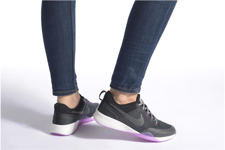 Zapatillas de deporte Nike Wmns Nike Air Zoom Tr Dynamic Negro vista de abajo