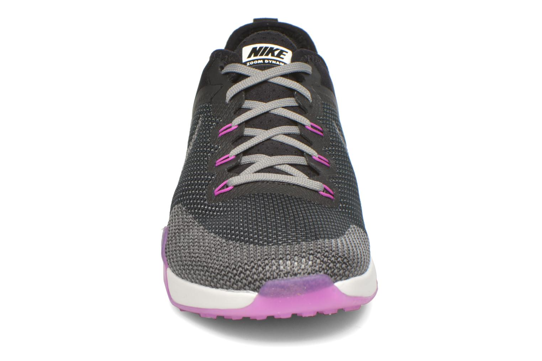 Zapatillas de deporte Nike Wmns Nike Air Zoom Tr Dynamic Negro vista del modelo