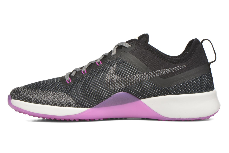 Zapatillas de deporte Nike Wmns Nike Air Zoom Tr Dynamic Negro vista de frente