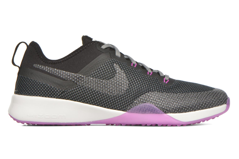 Zapatillas de deporte Nike Wmns Nike Air Zoom Tr Dynamic Negro vistra trasera