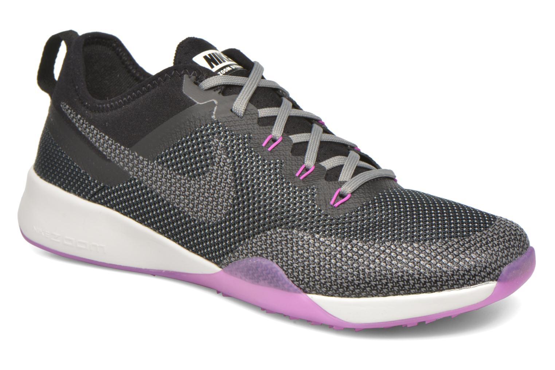 Zapatillas de deporte Nike Wmns Nike Air Zoom Tr Dynamic Negro vista de detalle / par