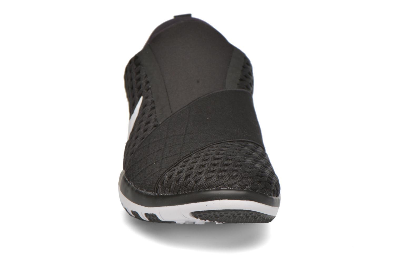 Sportschuhe Nike Wmns Nike Free Connect schwarz schuhe getragen