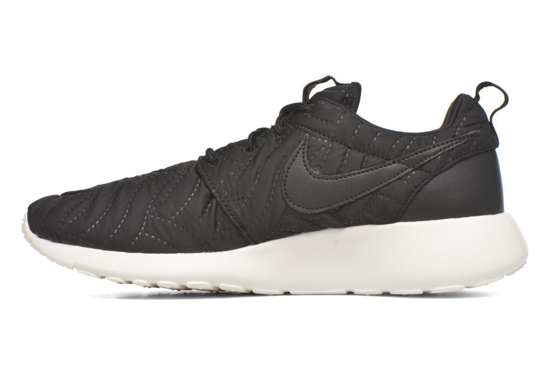 Sneaker Nike Wmns Nike Roshe One Prm schwarz ansicht von vorne