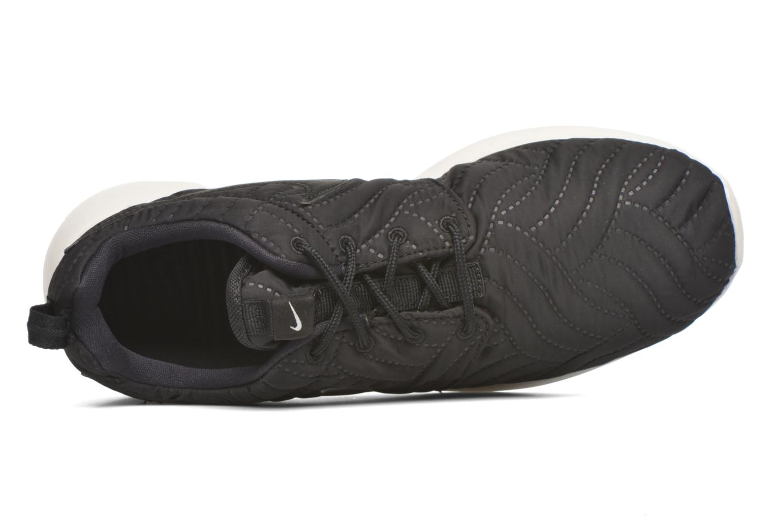 Trainers Nike Wmns Nike Roshe One Prm Black view from the left