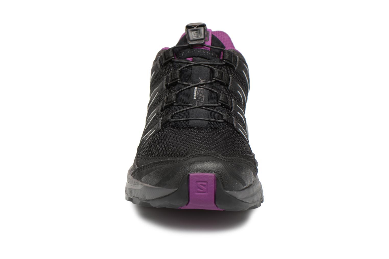 Chaussures de sport Salomon Xa Lite W Noir vue portées chaussures