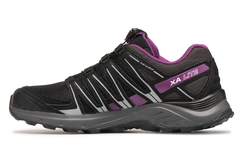 Chaussures de sport Salomon Xa Lite W Noir vue face