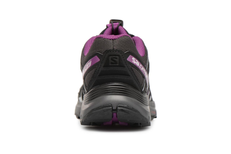 Chaussures de sport Salomon Xa Lite W Noir vue droite