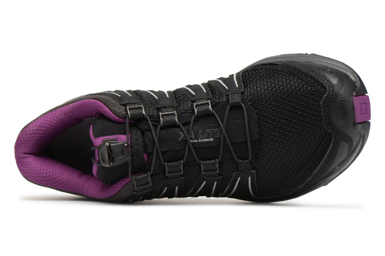Chaussures de sport Salomon Xa Lite W Noir vue gauche