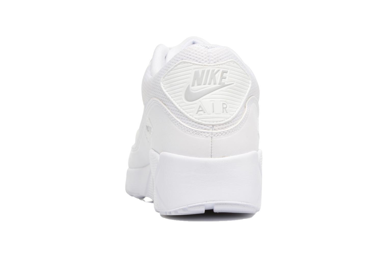Sneaker Nike Air Max 90 Ultra 2.0 Essential weiß ansicht von rechts