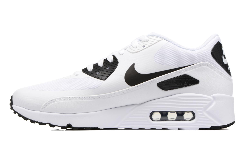 Sneaker Nike Air Max 90 Ultra 2.0 Essential weiß ansicht von vorne