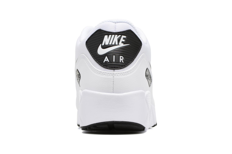 Deportivas Nike Air Max 90 Ultra 2.0 Essential Blanco vista lateral derecha