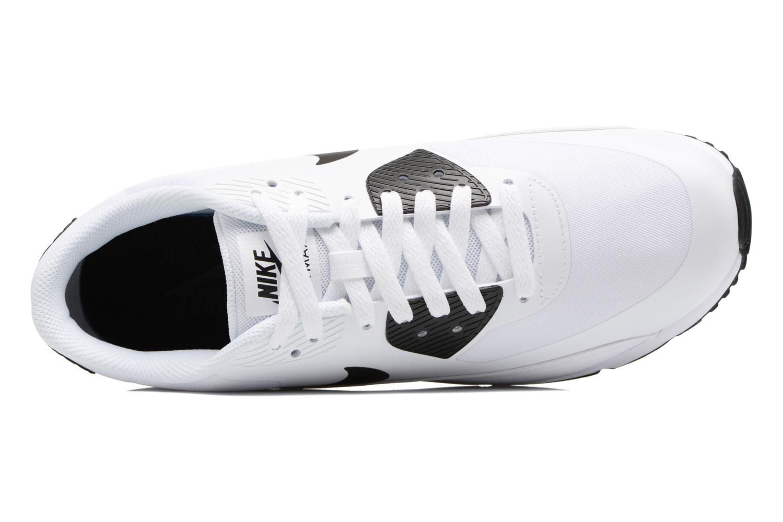 Baskets Nike Air Max 90 Ultra 2.0 Essential Blanc vue gauche