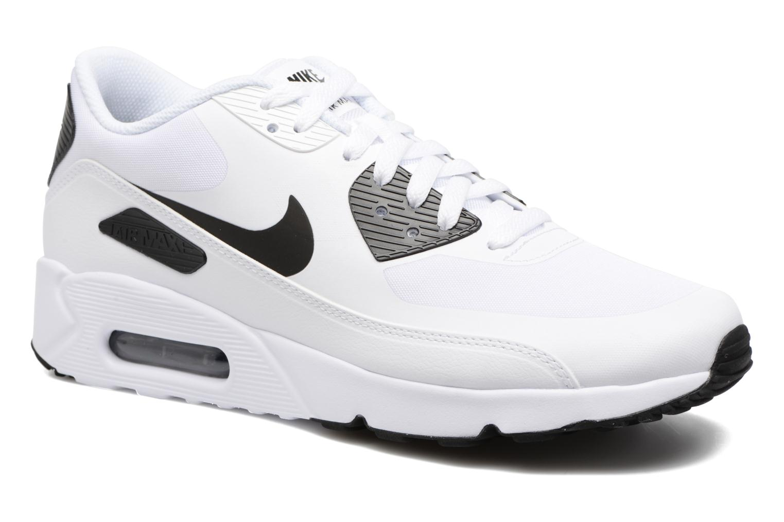 Trainers Nike Air Max 90 Ultra 2.0 Essential White detailed view/ Pair view