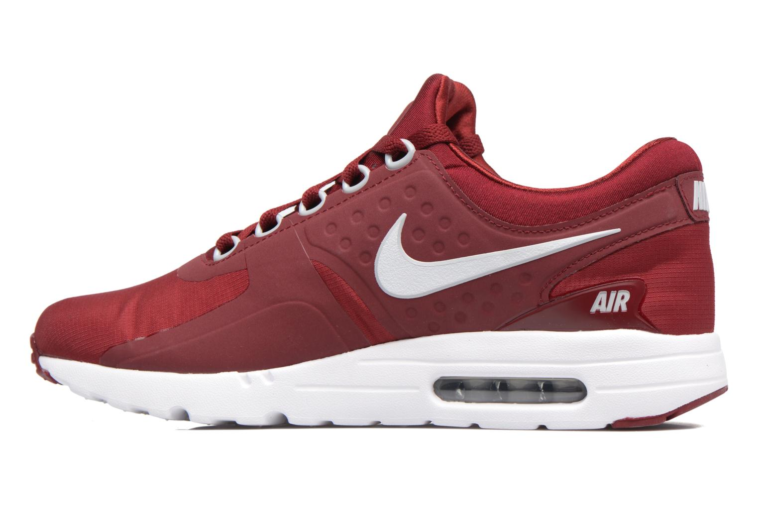 Baskets Nike Nike Air Max Zero Essential Rouge vue face