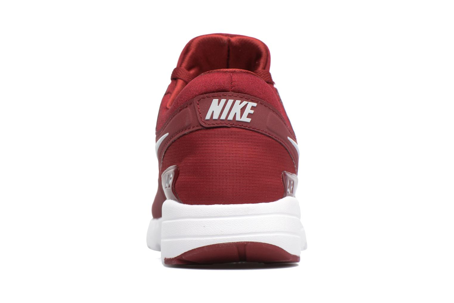 Baskets Nike Nike Air Max Zero Essential Rouge vue droite