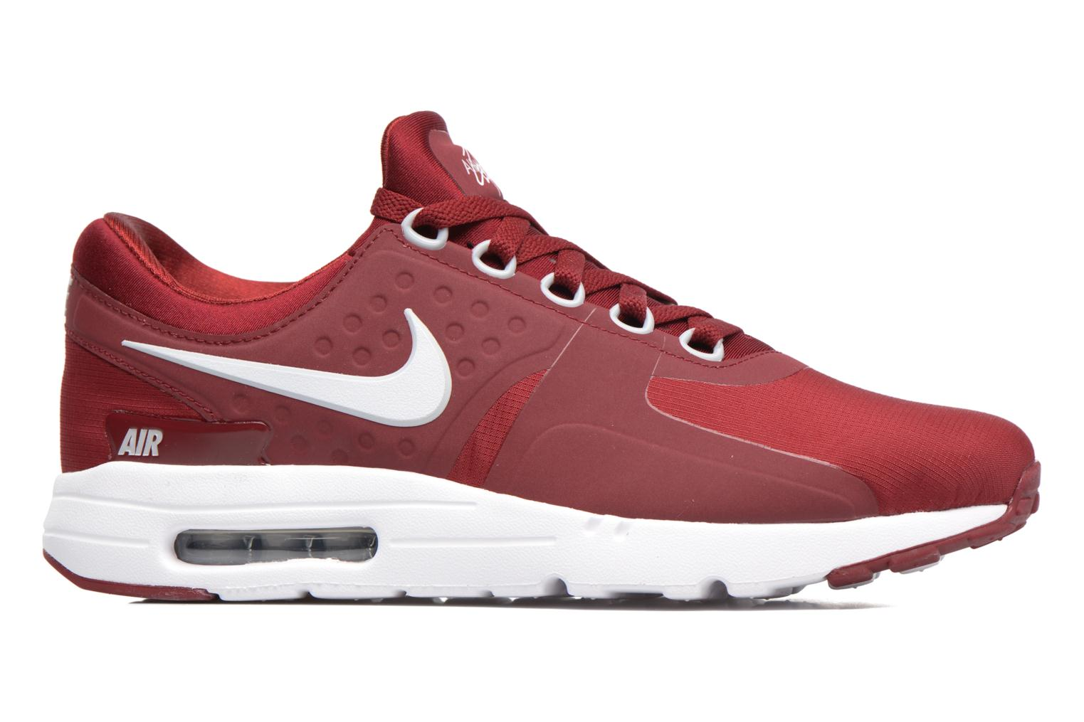 Baskets Nike Nike Air Max Zero Essential Rouge vue derrière