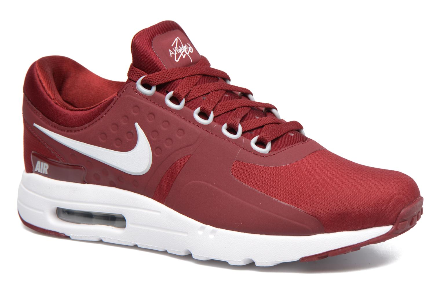 Baskets Nike Nike Air Max Zero Essential Rouge vue détail/paire